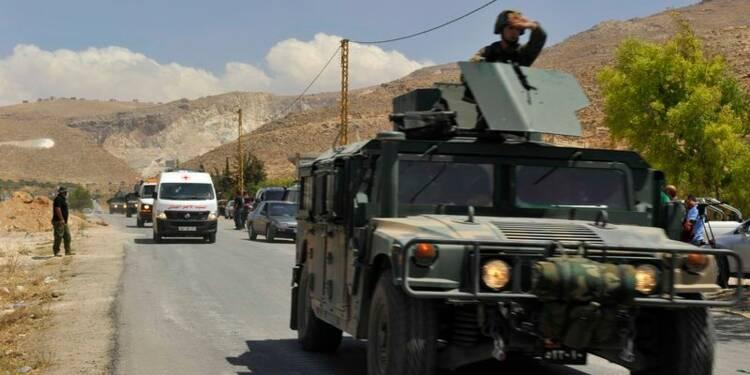 Trêve de 24 heures à Ersal au Liban