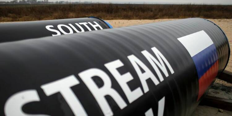 Gazprom rachète les parts de ses associés dans South Stream dont EDF