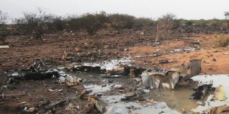 Le bilan définitif du crash d'Air Algérie s'établit à 116 morts