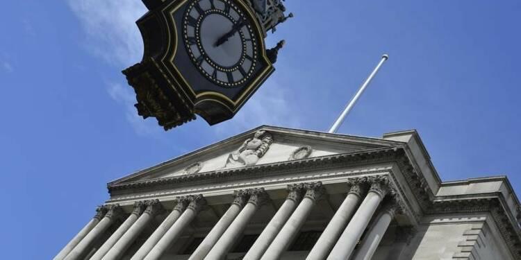 Statu quo de la Banque d'Angleterre