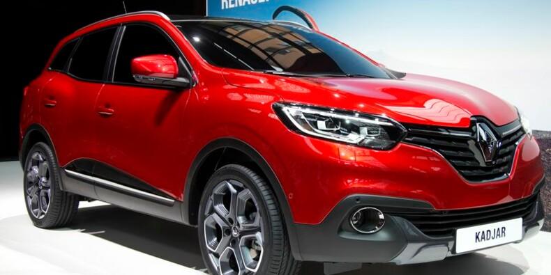 Avec Renault Kadjar, la famille crossover s'agrandit à nouveau