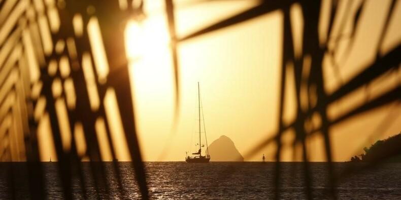 En Martinique, Ségolène Royal salue un projet de centrale en mer