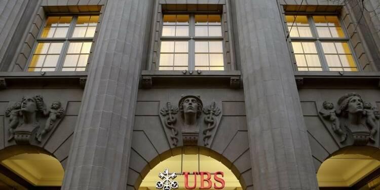 UBS risque une amende de 4,88 milliards d'euros en France
