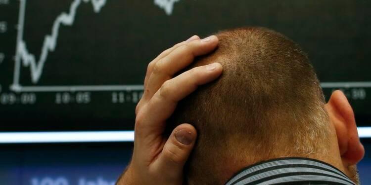 La volatilité nourrit l'anxiété sur les tests bancaires