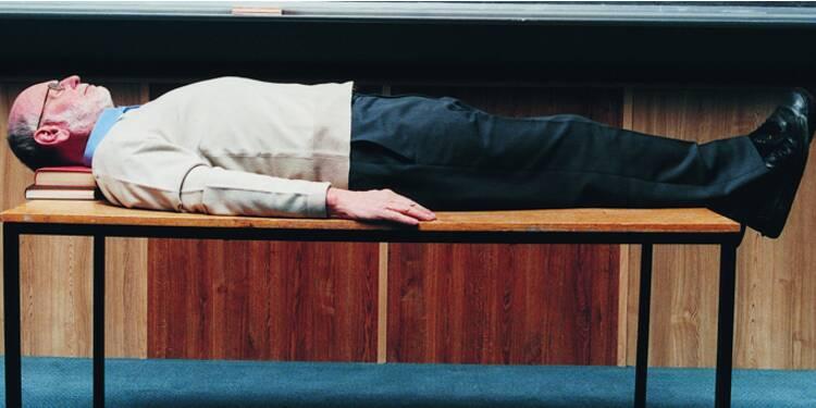 Pour vivre plus vieux, travaillons couchés !