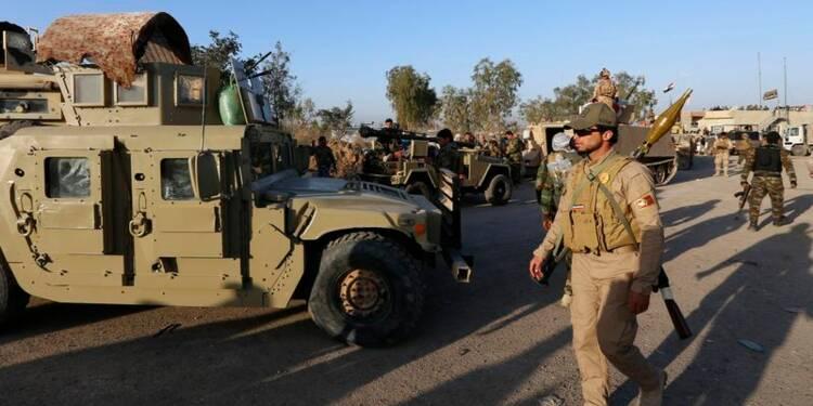Les forces irakiennes cherchent à encercler Tikrit