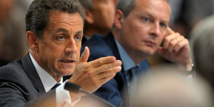 Bruno Le Maire ne voit pas en Nicolas Sarkozy un adversaire