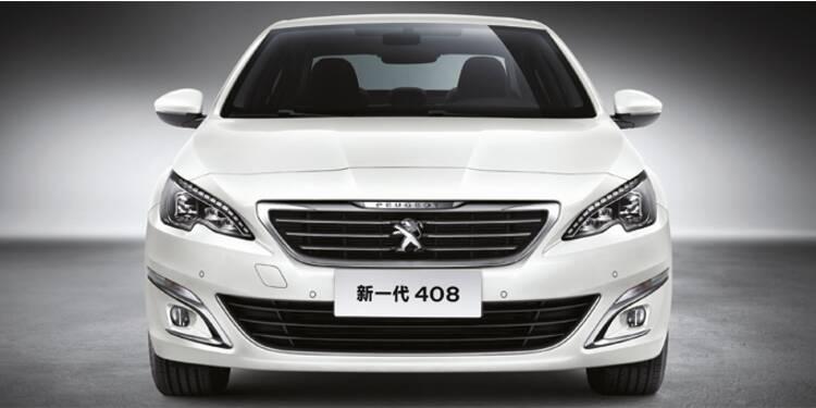 La Chine est devenue le premier marché de PSA Peugeot Citroën