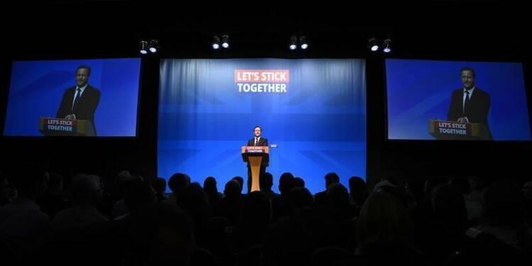 Cameron implore les Ecossais de ne pas briser le Royaume-Uni