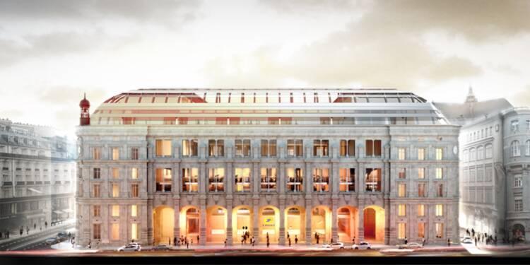 Comment un bleu a-t-il soufflé un hôtel 5 étoiles au coeur de Paris à Accor et Hilton ?