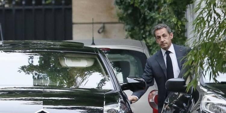 Nicolas Sarkozy, épicentre de la droite et de la gauche