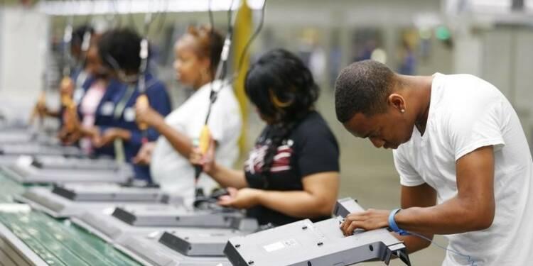 Production manufacturière en hausse de 0,3% en décembre aux USA