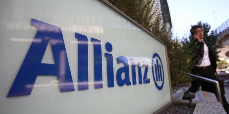 Bond du bénéfice d'Allianz au 3e trimestre, dividende augmenté