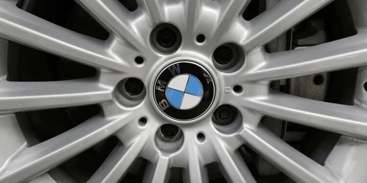 BMW reste au top grâce à des ventes record au 2e trimestre