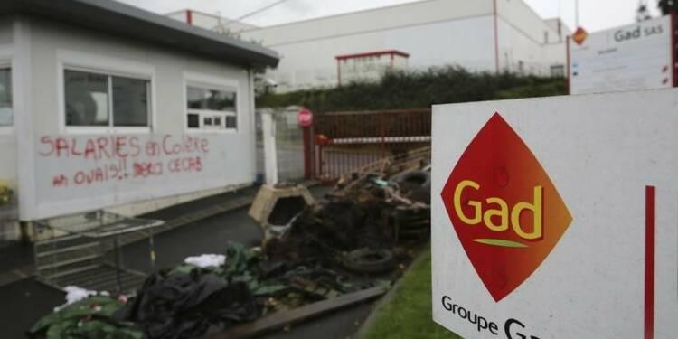 Le sort de l'abattoir Gad suspendu à une reprise par Intermarché