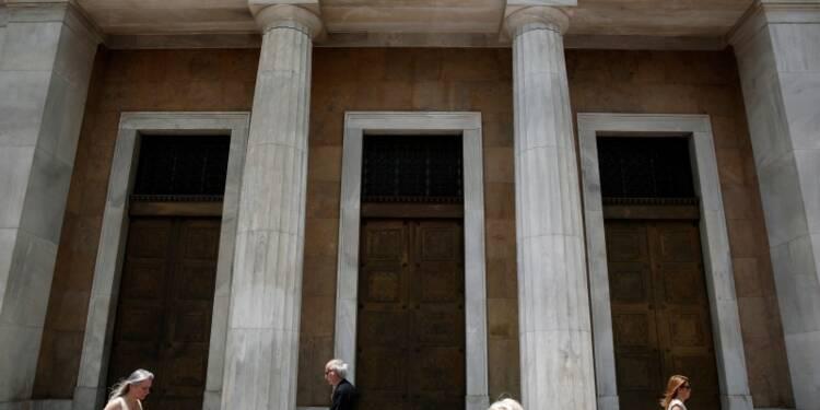 La banque centrale grecque tente de rassurer les marchés