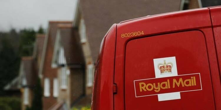 Royal Mail perd du terrain face à Amazon