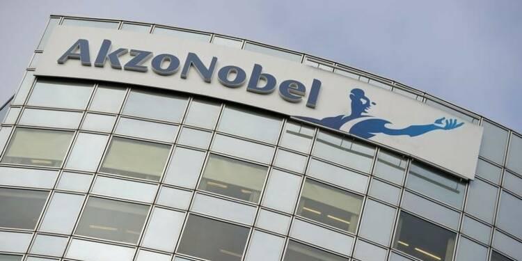AkzoNobel fait mieux que prévu au 2e trimestre