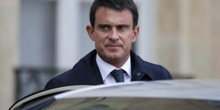 Manuel Valls met le Medef en garde contre tout ultimatum