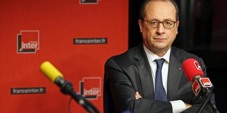 François Hollande tente d'insuffler de l'optimisme pour 2015
