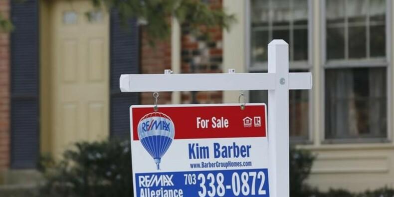 Le sentiment des promoteurs immobiliers en forte hausse aux Etats-Unis