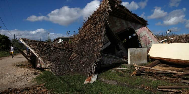 L'aide arrive au Vanuatu, le bilan humain revu à la baisse