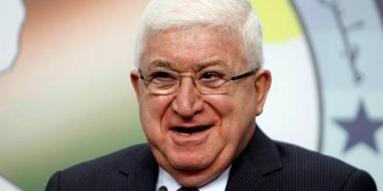 Fouad Massoum nouveau président irakien