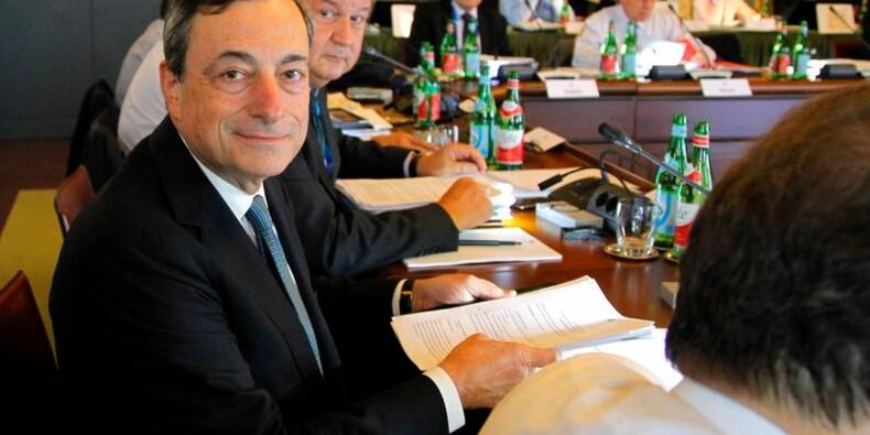 La BCE commencera ses rachats d'actifs mi-octobre
