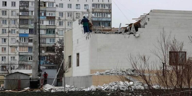 Nouvelle escalade en Ukraine, Moscou rejette la faute sur Kiev