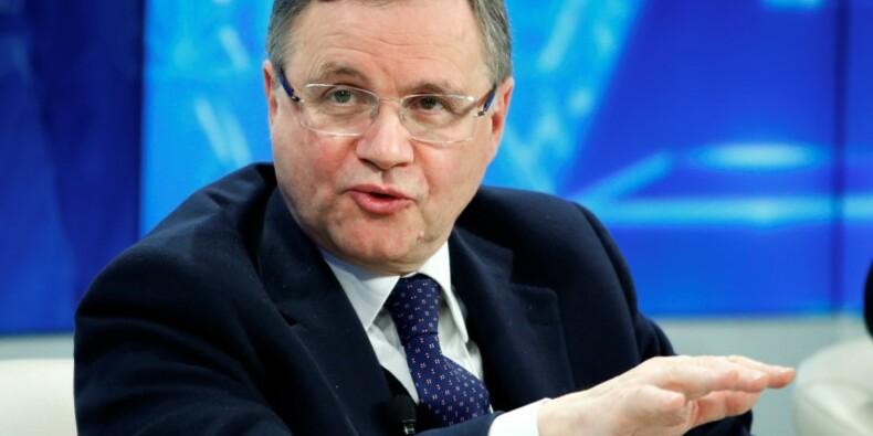 Ignazio Visco met en garde contre un excès d'optimisme sur le QE