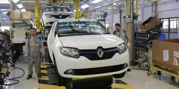 Renault inaugure en Algérie sa 19e usine dans le monde