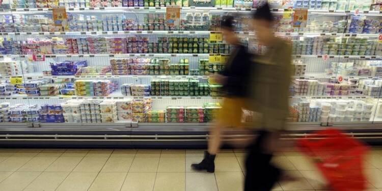 Amendes de 192,7 millions d'euros pour entente dans le yaourt