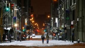 Etat d'urgence dans le nord-est des Etats-Unis à cause du froid