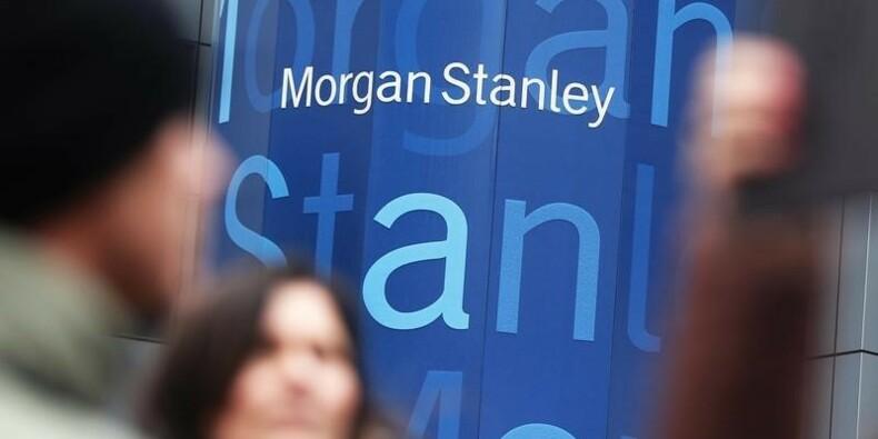 Morgan Stanley livre un bénéfice trimestriel plus que doublé