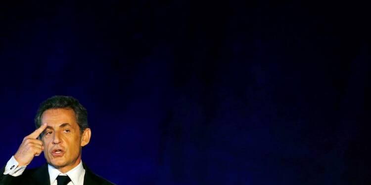 Nicolas Sarkozy dit vouloir la fin des guerres des egos à l'UMP