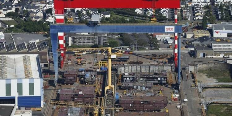 Deux nouveaux navires commandés aux chantiers de Saint-Nazaire