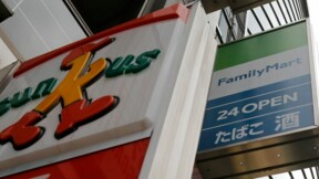 Les distributeurs japonais FamilyMart et UNY parlent fusion