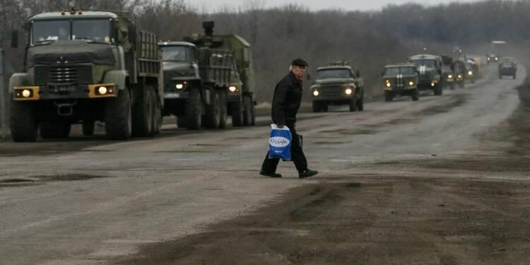 Accord de Minsk: les Occidentaux menacent d'une réaction forte