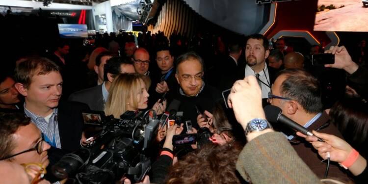 Fiat Chrysler peut-être à l'équilibre dès 2015 en Europe