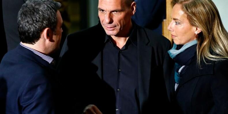 """Varoufakis, """"économiste par accident"""" aux Finances de la Grèce"""