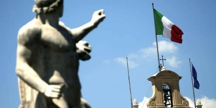 Le FMI abaisse sa prévision de PIB 2014 pour l'Italie