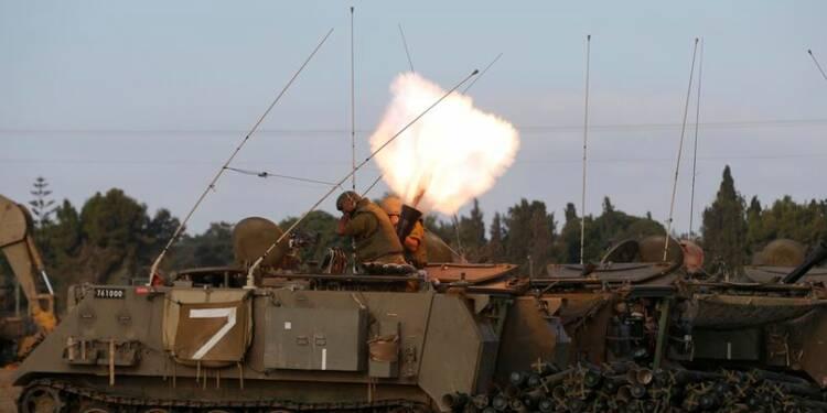 Benjamin Netanyahu promet de détruire tous les tunnels de Gaza