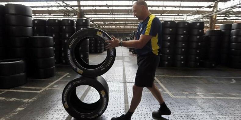 Michelin inaugure une usine pour produire son pneu sans air