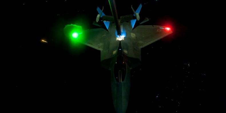Frappes aériennes contre l'EI près de la ville syrienne de Kobani
