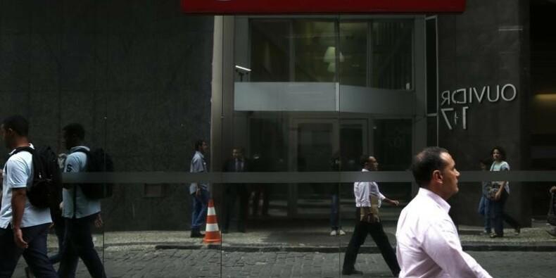 Santander augmente son capital et réduit son dividende