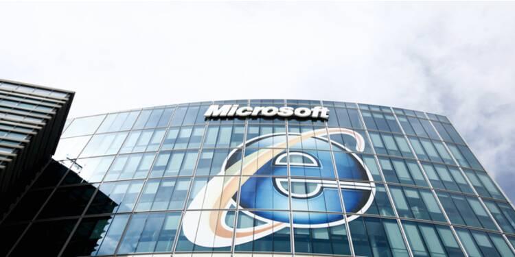L'Union européenne inflige une amende de 561 millions d'euros à Microsoft