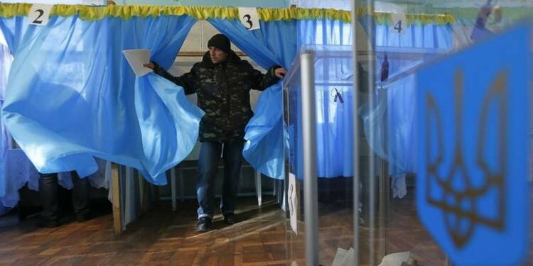 Un parlement pro-occidental attendu en Ukraine