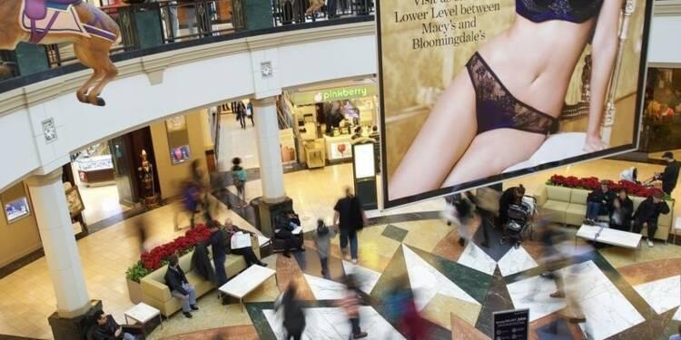 La confiance du consommateur au plus haut depuis août 2007 aux USA