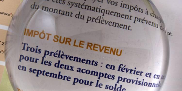 Déclaration de revenus : les nouveautés de 2012