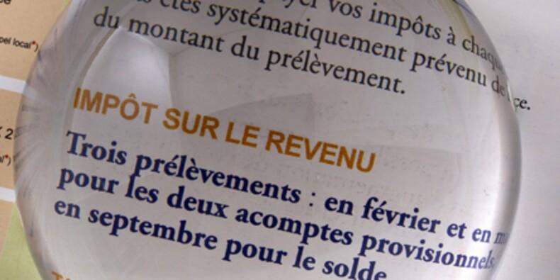 Déclaration d'impôts : ce qui change pour 2009